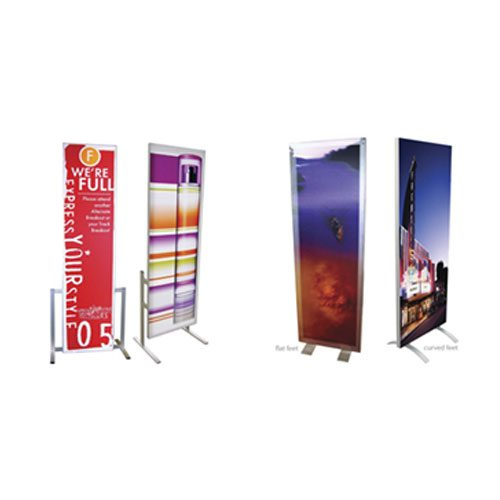 Alumniframe Displays | Custom Printed Fabrics | Trade Show Displays & Promotional Products | Austin, Texas Printing | Giant Printing